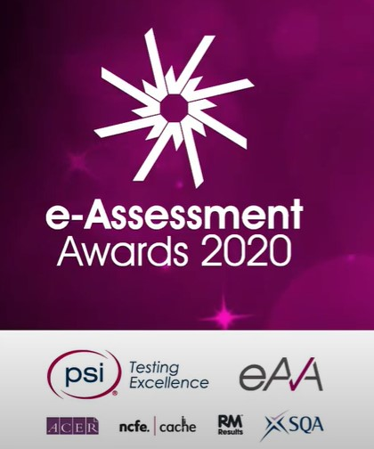 2020 eAssessment Award Winners