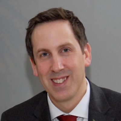 Paul Muir , panellist at the e-Assessment Conference and Awards