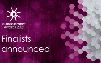2021 e-Assessment Awards Finalists