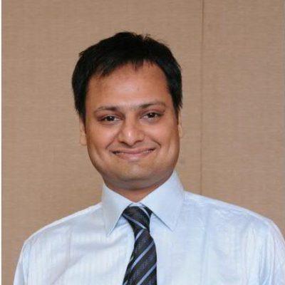 Viral Shah, TCSiON, sponsor of the 2021 International e-Assesment Awards