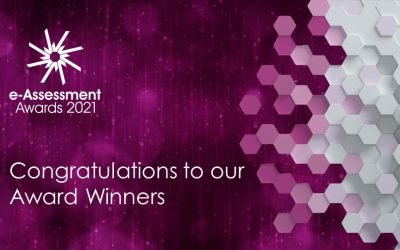 Winners of the 2021 International e-Assessment Awards